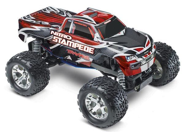 Nitro Stampede 2wd with TSM RTR