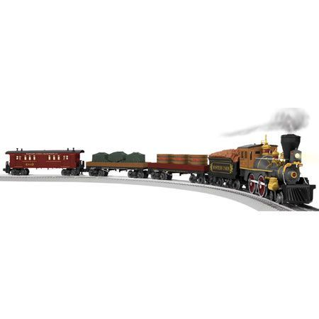 O-27 LionChief Freight Set,West