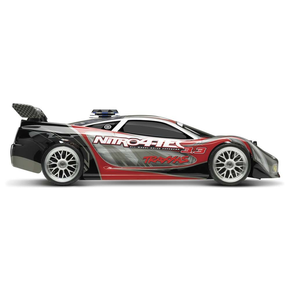 Traxxas Nitro 4-Tec 3.3 On-road