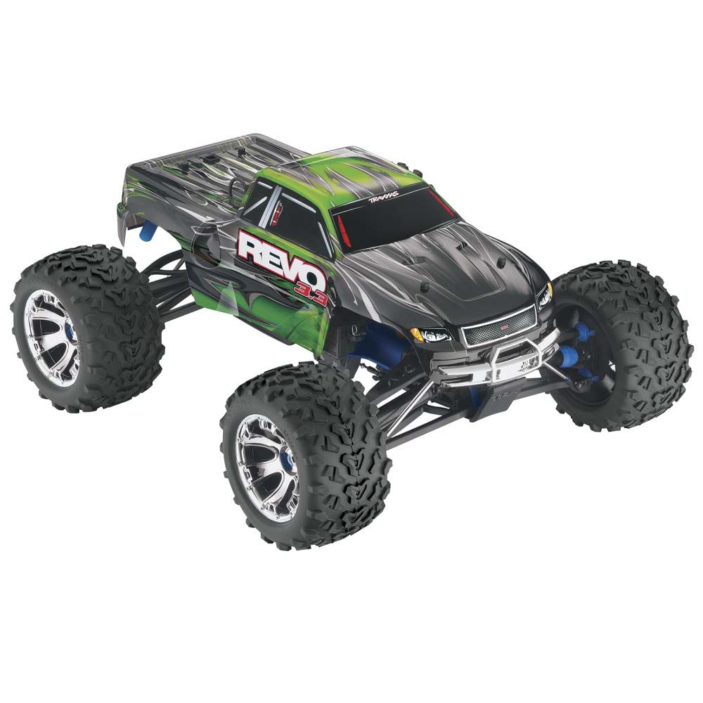 1/10 Revo 3.3 4WD TQi 2.4GHz RT