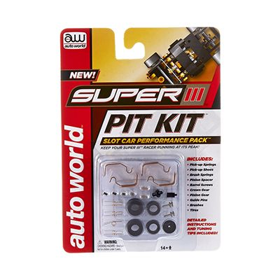 Super III Pit Kit