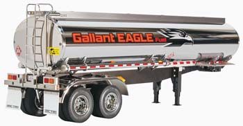 1/14 Fuel Tank-Trailer for Tami